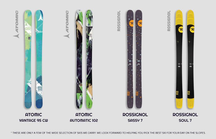 Demo Skis 2