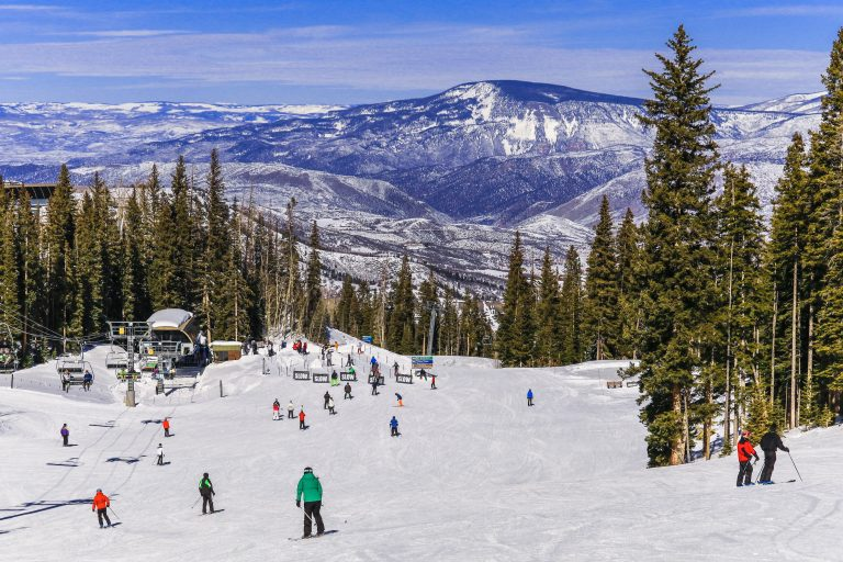 Best Time For Skiiing Colorado
